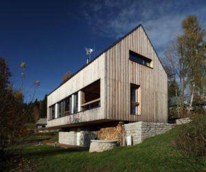Wooden Single-Family Home Jizerské Hory