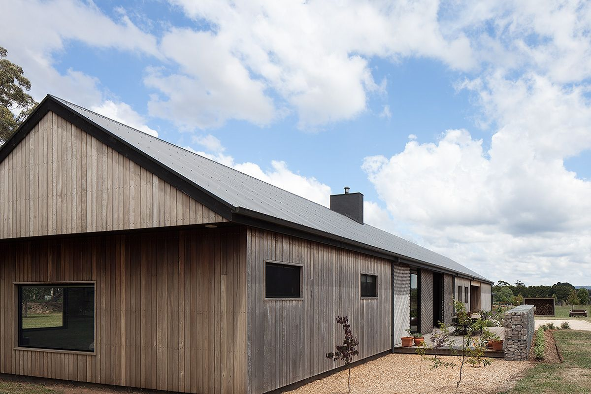 Generally-speaking, the house is simple and well-suited for its environment