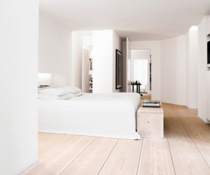 Danish bedroom interior design