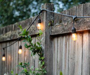 Patio String Lights Ideas To Create Fantastic Outdoor Setups