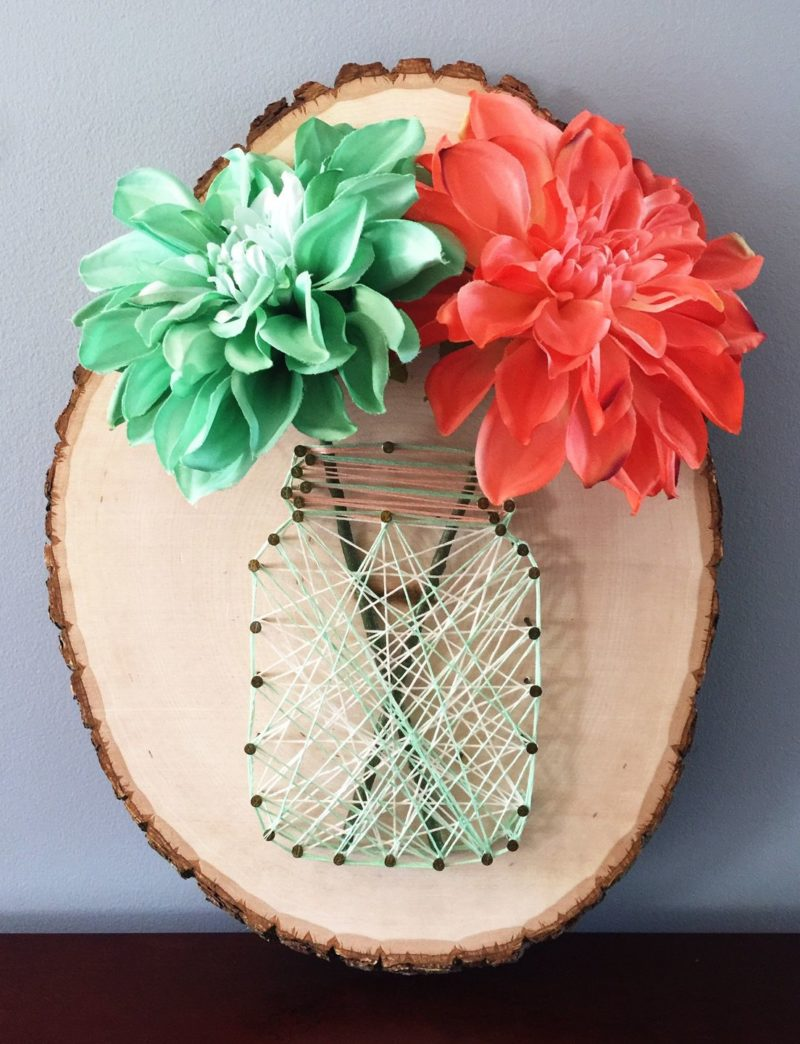 Easy To Make And Nice To Look At – Amazing String Art Patterns