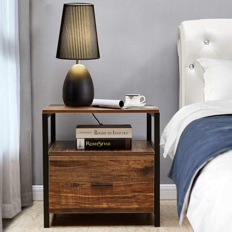 15 Cheap Nightstands That Don't Skimp On Style