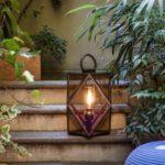 Muse lantern outdoor lamp