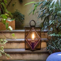 Muse lantern outdoor lamp
