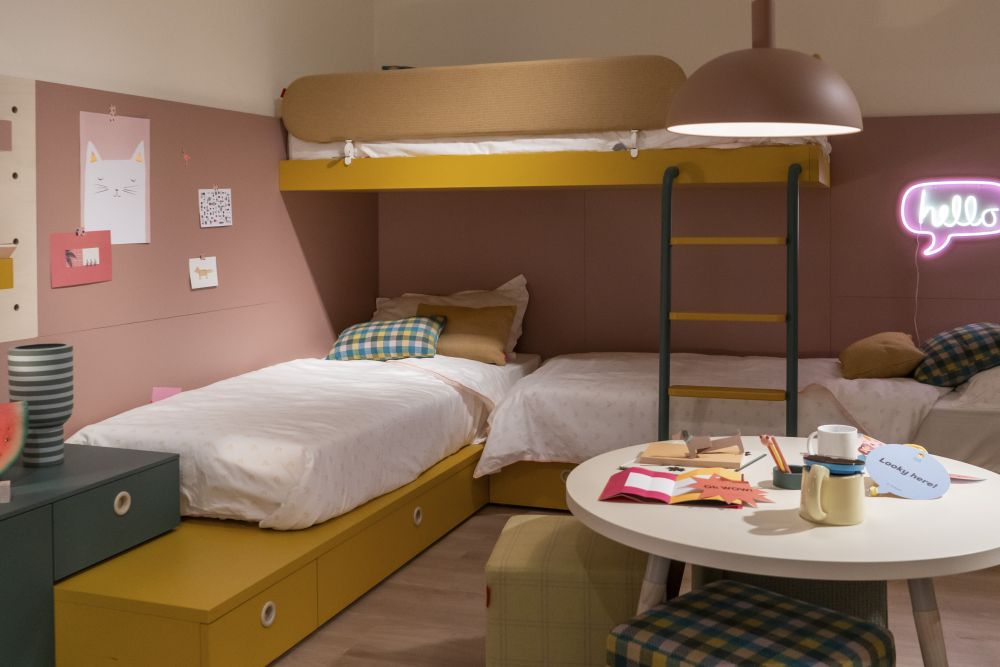 The right kids' beds can serve them from childhood through the teen years,