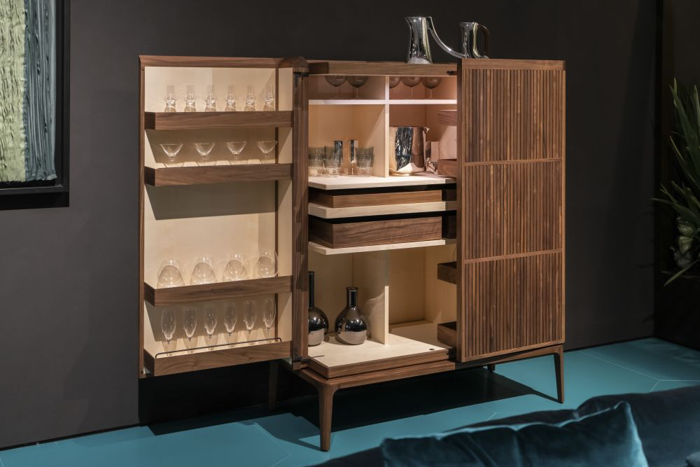 Bar units are becoming increasingly popular.