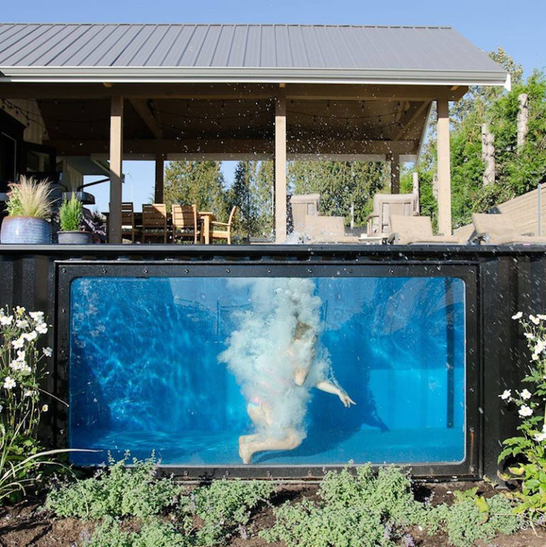 Olympic Size Swimming Pools With Mansions: Gorgeous Backyard Pools To Dream About For Summer