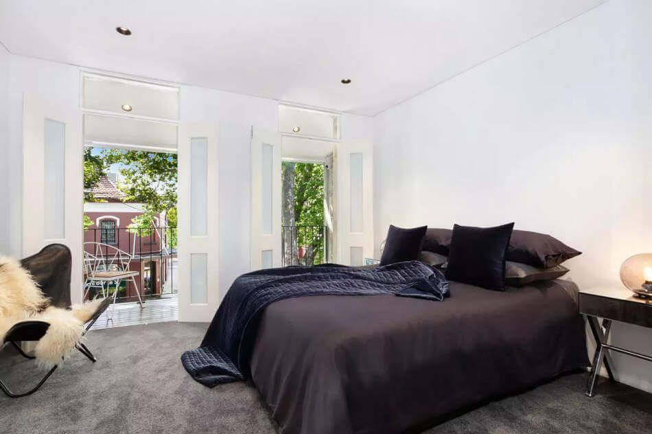 Try a Minimalist Bedroom Design for Less Stress and a Good Night's Sleep