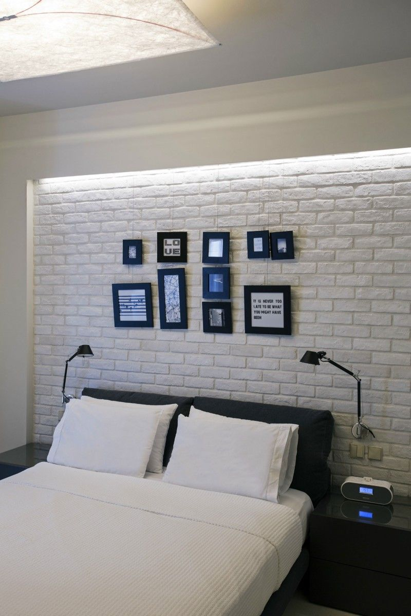 How To Use A White Brick Wall To Make Your Home More Inviting 954bartend Info