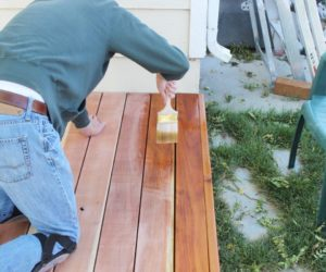How To Paint Furniture And To Ensure The Longevity Of Your DIY Projects