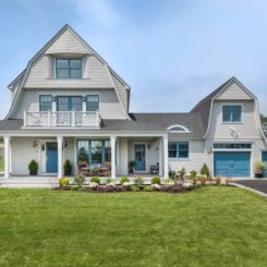 This old classic shingle-style home