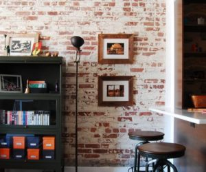 20 Stylish Ways To Bring Brick Wallpaper Into Your Home