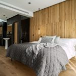 Villa El Rompido Wood wall Paneling