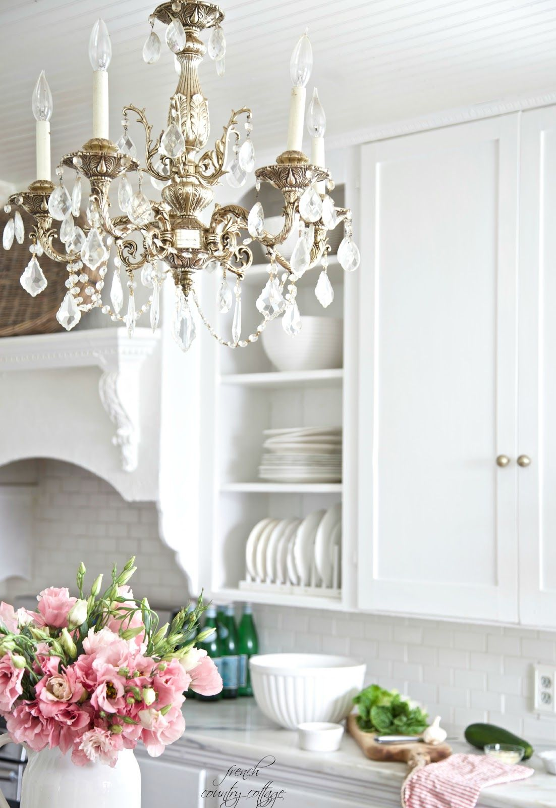 How To Design A Shabby Chic Kitchen