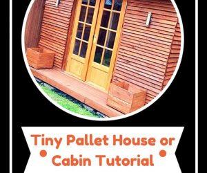 如何从开始完成后计划和建造一个小小屋