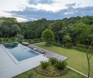 A Modern Family Home Hidden Behind A Countryside Aesthetic