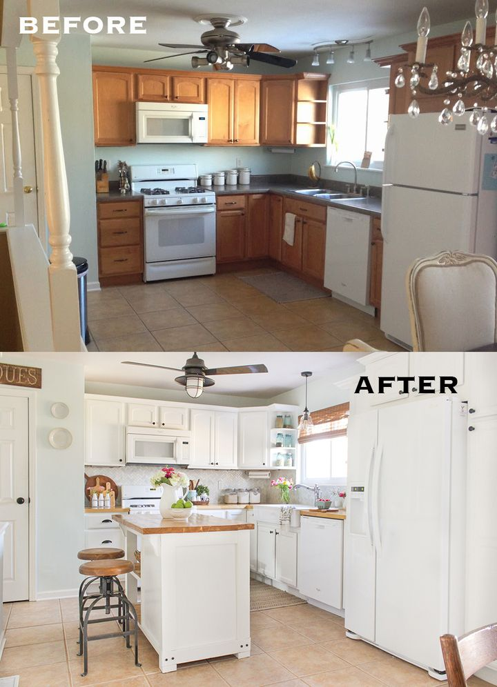 15 Beautiful Kitchen Remodel Ideas To Inspire Your Next
