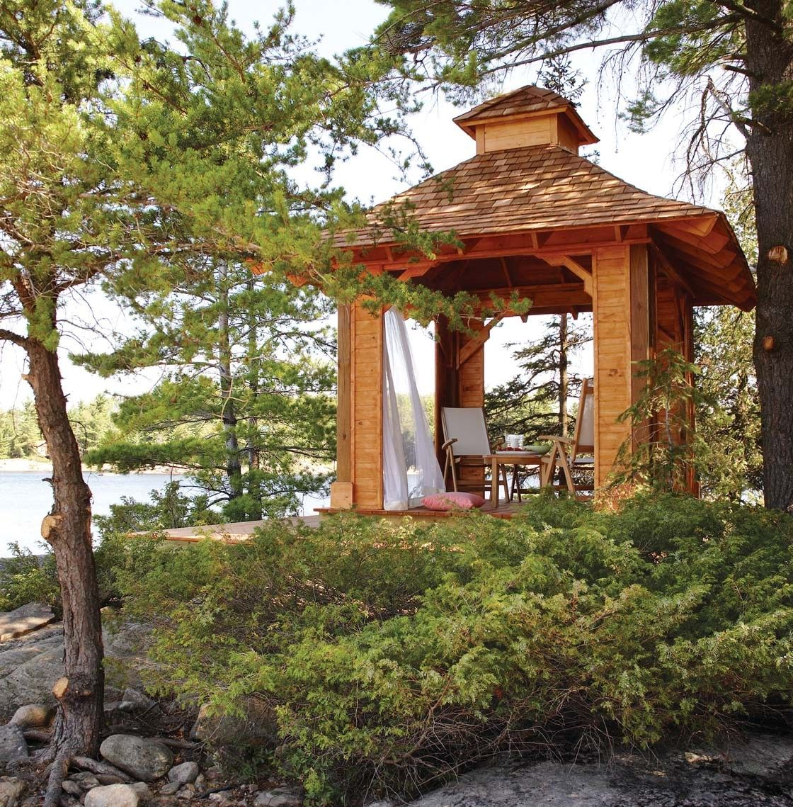 How To Build Your Own Wooden Gazebo – 10 Amazing Projects