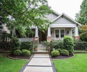 Historic Craftsman-style bungalow