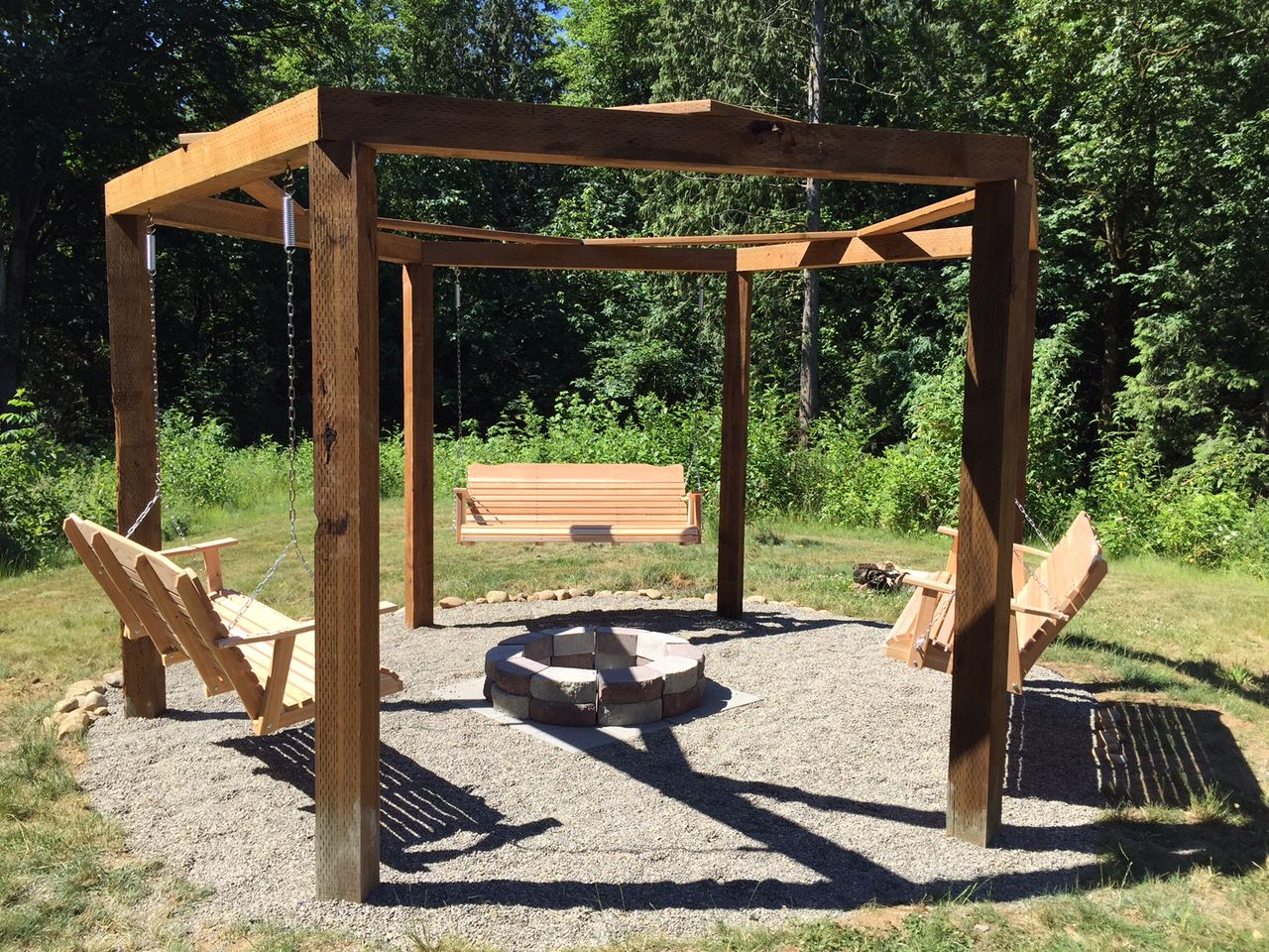 How To Build Your Own Wooden Gazebo 10 Amazing Projects