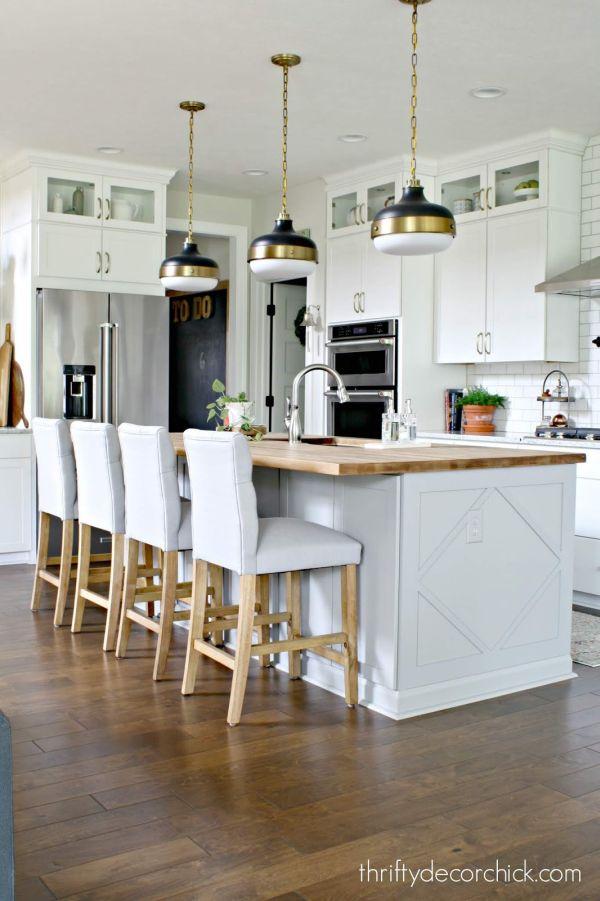 kitchen Island And Home Bar Ideas