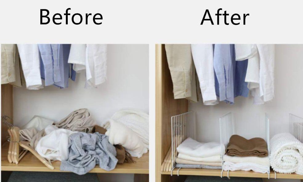 13 Closet Shelf Organizers And Ideas That Reinvent Storage