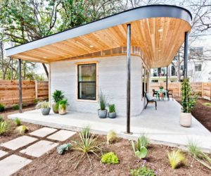 The First 3D Printed Home Is a Solution to Affordable Housing