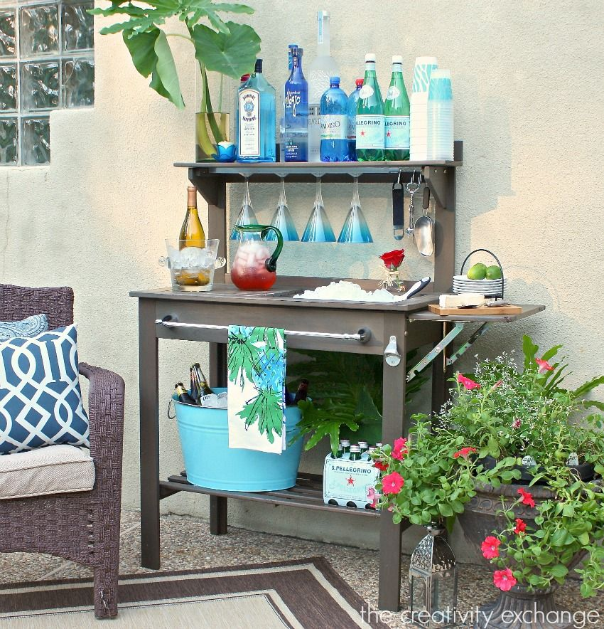 28 Awesome Diy Bar Ideas For The Perfect Summer Project