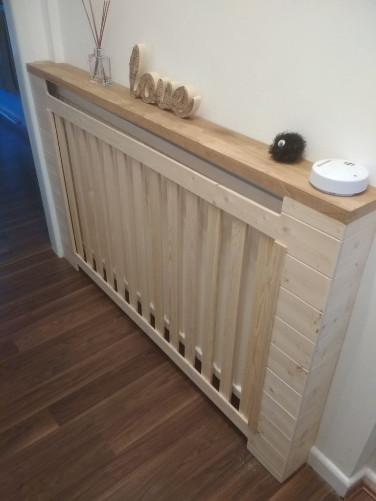 10 Cool Ways To Improve Your Home With A Diy Radiator Cover
