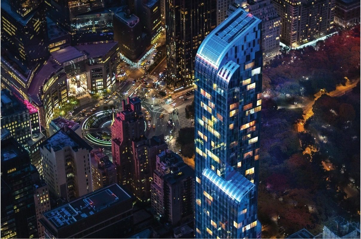 Live in the Lap of Luxury in These Expansive New York Apartments