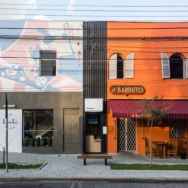 Studio Boscardin.Corsi Arquitetura Tiny Coffee shop