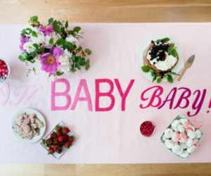 10 Adorable DIY Ideas For The Perfect Baby Shower