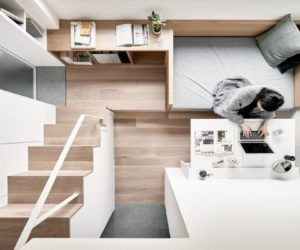 A Little Design Creates An Inspiring Micro Apartment Remodel In Taipei