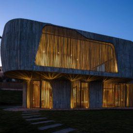 Villa in Ibiza Italian architecture firm Metroarea