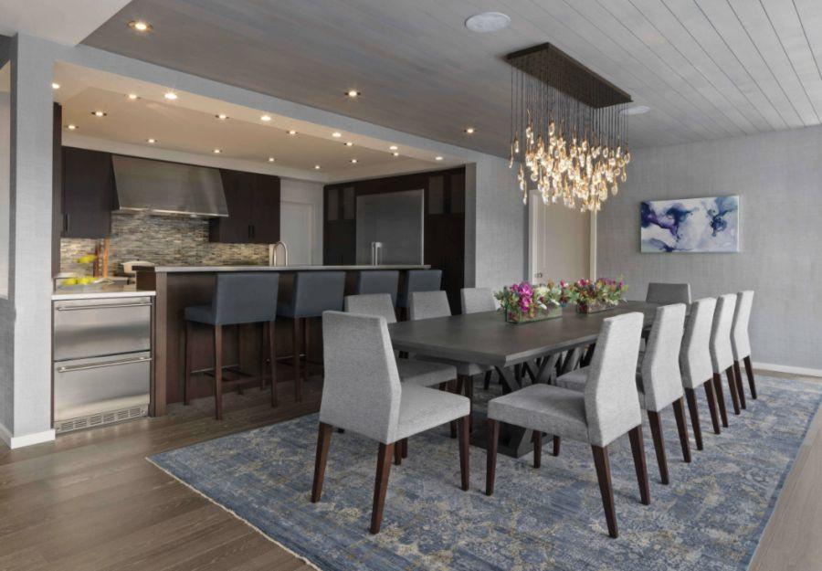 Inspiring Dining Room Lighting Fixtures, Contemporary Dining Room Lighting