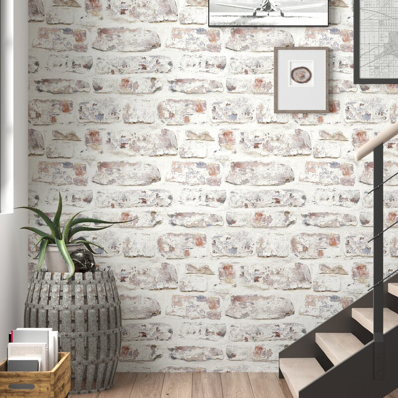 29 Stylish Ways To Bring Brick Wallpaper Into Your Home,Native American Indian Tribal Tattoo Designs