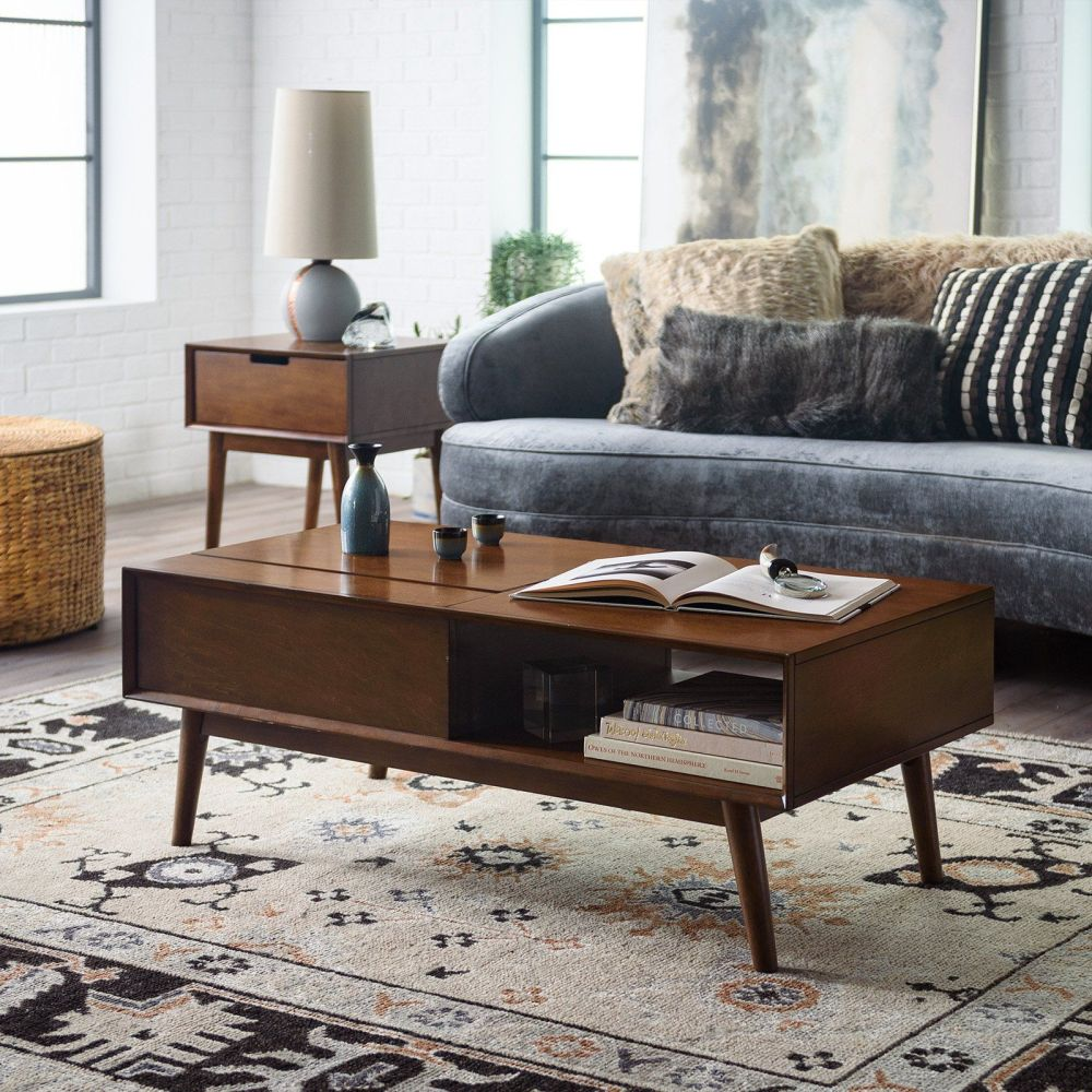 10 Mid Century Modern Coffee Tables