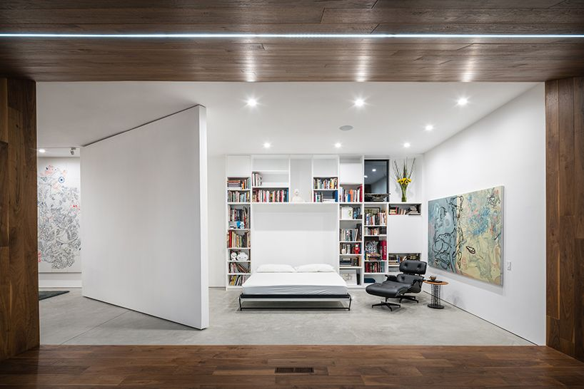 10 Modern Homes Reveal The Amazing Potential of Murphy Beds