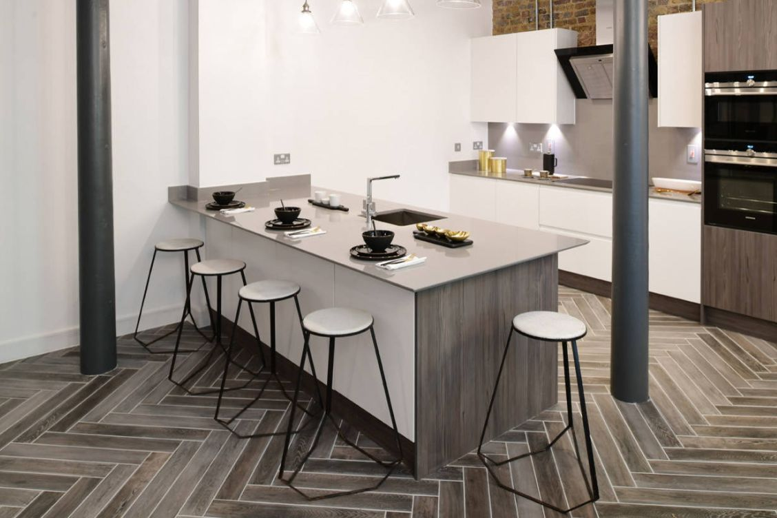 The Most Popular Kitchen Tile Flooring Options Are Gorgeous And
