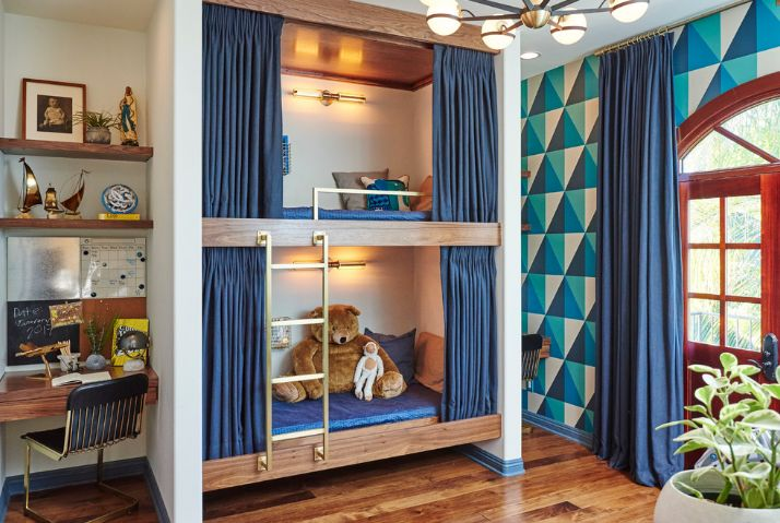 Modern Boy's Room Decor Ideas With Lots Of Charm And Flavor