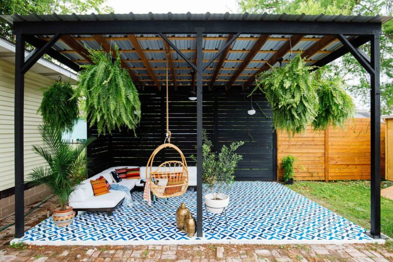15 Cool Ideas For Amazing-Looking Outdoor Flooring