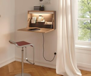 Murphy Desk Concept That Change The Way You Work At Home