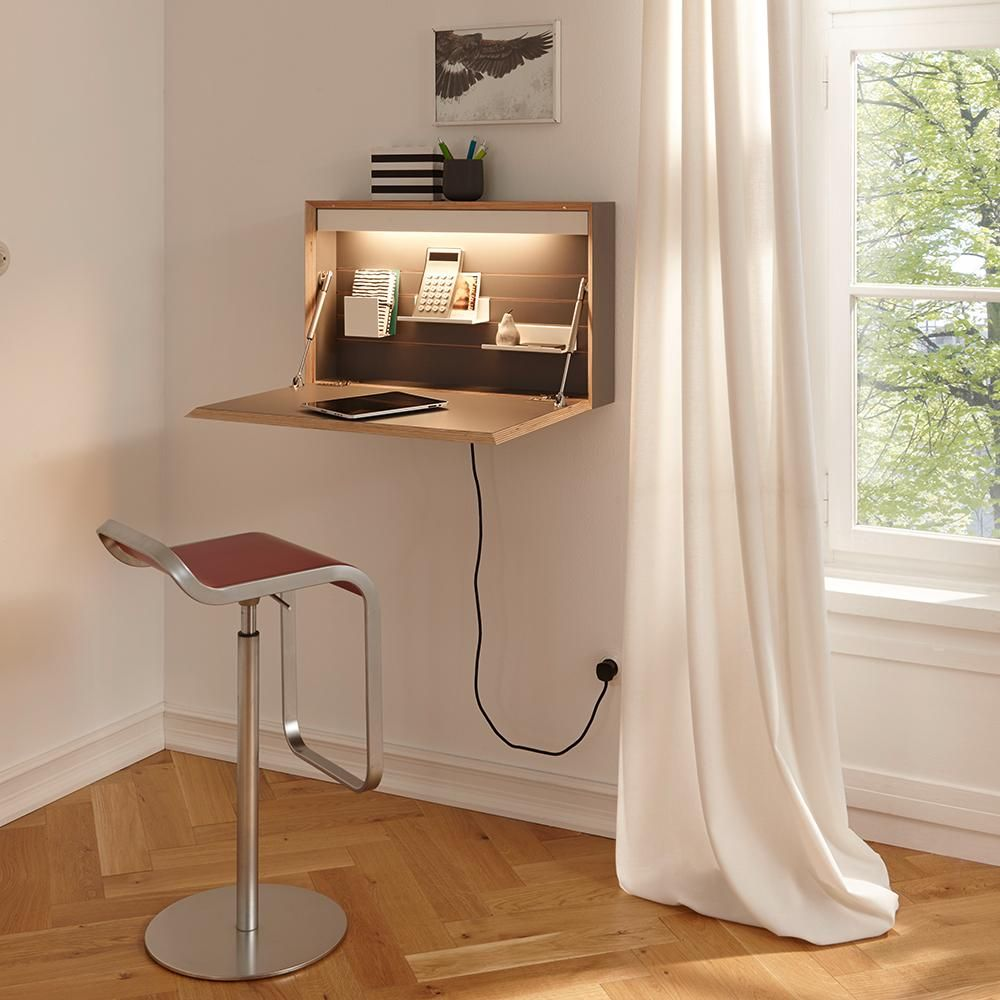 - Murphy Desk Ideas That Change The Way You Work At Home