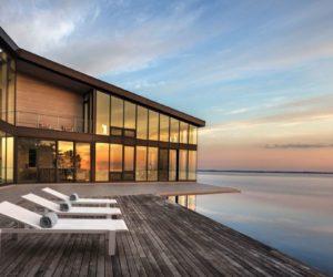 Hamptons Marvel Architects Residence