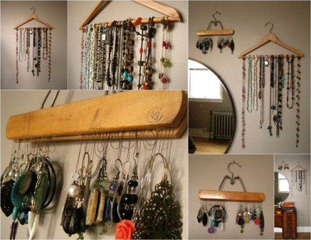 Hanger Jewelry and Necklace Holder