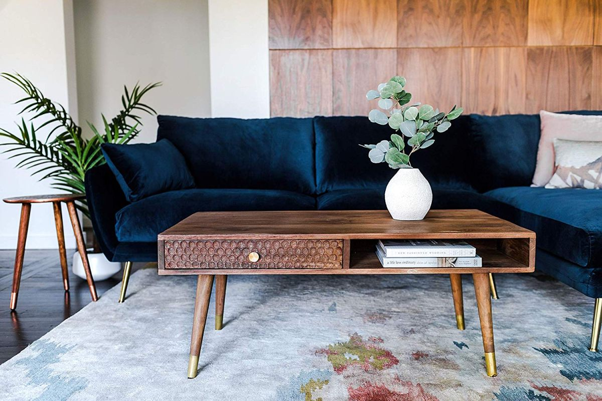 Image of: 10 Mid Century Modern Coffee Tables With Magnificent Designs