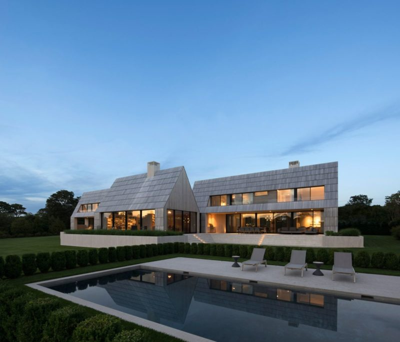 Swoon-Worthy Homes in Hamptons That Work With the Natural Landscape