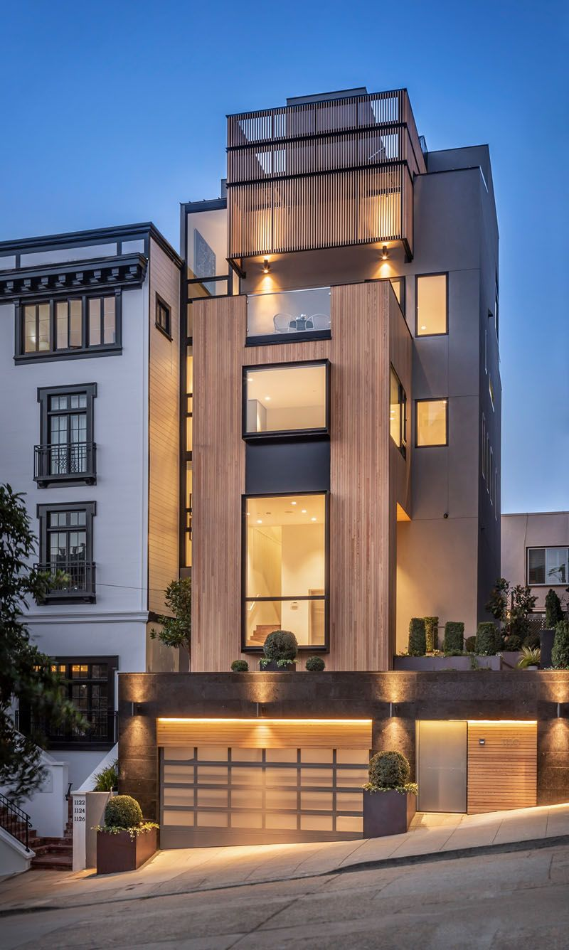 Modern Homes In San Francisco That Will Make You Want To
