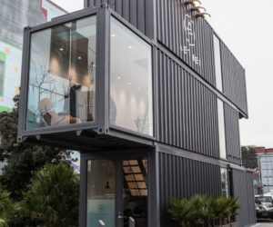 3 Amazing Retail Stores Build Out Of Reclaimed Shipping Containers