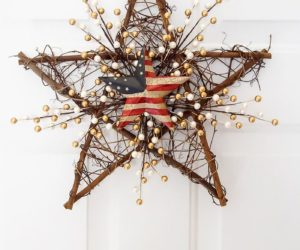 Cool 4th of July Wreath Ideas That Would Look Perfect On Your Front Door